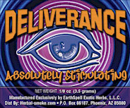 Deliverance Legal Bud Smoke