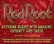 RedRoot Legal Bud Smoke